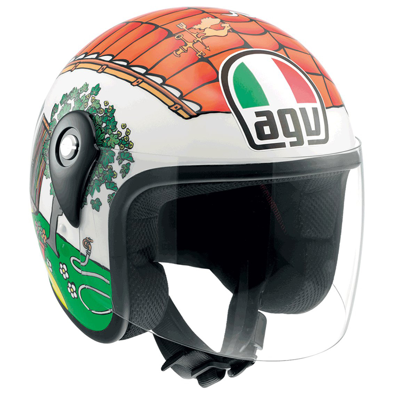 AGV JUNIOR OPEN HOUSE
