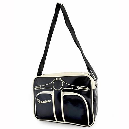 Vespa Large Shoulder Bag.